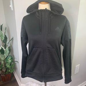 Adidas Climawarm Full Zip Hoodie Jacket